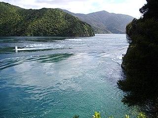 Ocean power in New Zealand