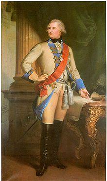 Jugendbildnis Friedrichs (Quelle: Wikimedia)