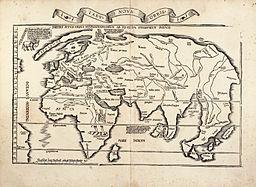 Fries worldmap 1522