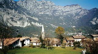 Frisanco Comune in Friuli-Venezia Giulia, Italy
