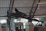 Frontiers of Flight Museum December 2015 128 (Lockheed SR-71 Blackbird model).jpg