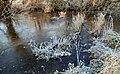 Frozen Lagan canal, Belfast - geograph.org.uk - 1631976.jpg