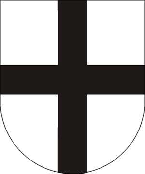 Principality of Nassau-Orange-Fulda - Coat of arms of Diocese of Fulda