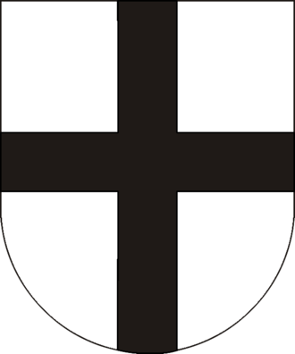 Principality of Nassau-Orange-Fulda - Coat of arms of Diocese of Fulda