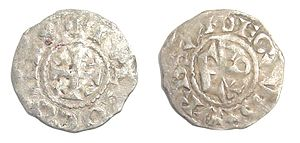Fulk IV, Count of Anjou - Coins minted by Fulk.