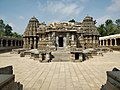 Full view from.the main entrance of Somanathapura temple.jpg