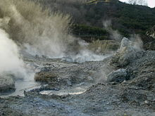 Parco delle Fumarole, Sasso Pisano