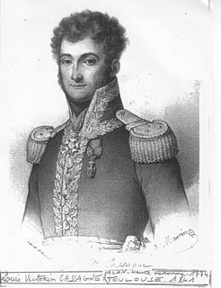 Louis Victorin Cassagne French officer
