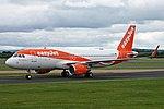 G-EZRG 1 Airbus A320-214S easyJet Airlines Company (Spirit of Manchester) MAN 13JUN17.jpg