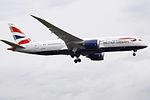 G-ZBJB Boeing 787 Dreamliner British Airways (14685531446).jpg