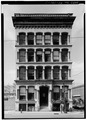 GENERAL VIEW OF STRUCTURE - Lithgow Building, 301 West Main Street, Louisville, Jefferson County, KY HABS KY,56-LOUVI,10H-1.tif