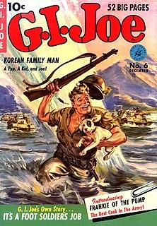 War comics comic genre