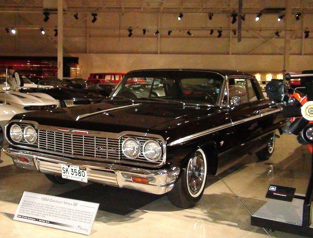 File Gm Heritage Center 012 Cars 1964 Impala