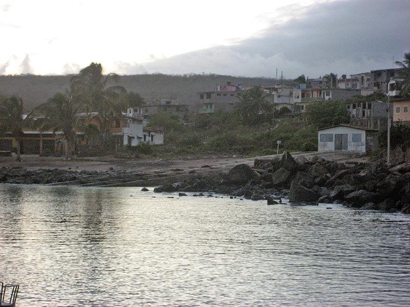 Vé máy bay giá rẻ đi Galapagos Ecuador