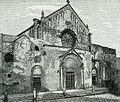Galatina facciata della chiesa di Santa Caterina xilografia.jpg