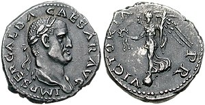 Verism - Obverse Portrait of Galba, AD 68-69, Roman Mint