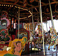 Gallopers, Carter's Steam Fair, Bristol, 2008.jpg
