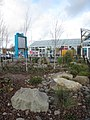 Garden at Exeter motorway services area - geograph.org.uk - 1054762.jpg