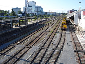 Image illustrative de l'article Gare de Bâle-Saint-Jean
