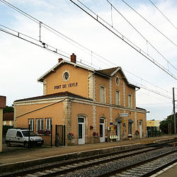 Pont de Veyle train station