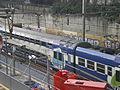 Gare Viroflay RG - mars 2013 - Z 8800 transilien berlingot - travaux tramway.JPG