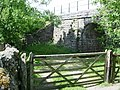 Gate on the footpath to Middlefell - geograph.org.uk - 1021672.jpg