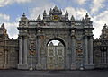 Gate to the Dolmabahce Palace.jpg