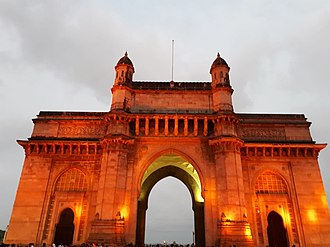 Gateway of India - An Evening view