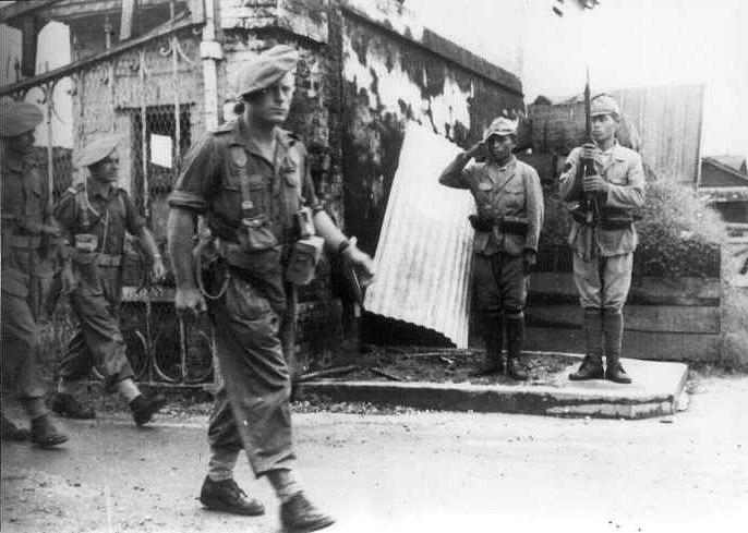 Gcma commando french indochina japanese