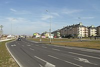 Gdańsk ulica Świętokrzyska.JPG