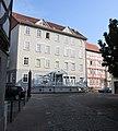 """Gebrüderstraße mit dem """"Hempfingschen Haus""""- Eschwege - panoramio.jpg"""