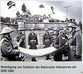 Gedenkstätte Seelower Höhen Vereidigung von NVA-Soldaten.JPG