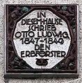 Gedenktafel Leipziger Str (Meißen) Otto Ludwig.jpg