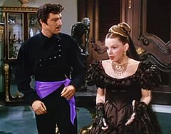 Gene Kelly-Judy Garland in The Pirate trailer.jpg