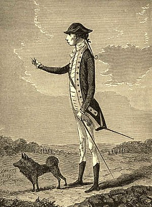 Charles Lee (general) - Lee was very fond of dogs, and was seldom seen without half a dozen at his heels.