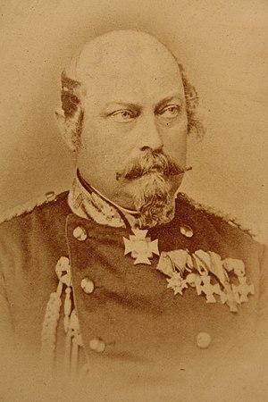 Eduard von Kallee - General Eduard von Kallee