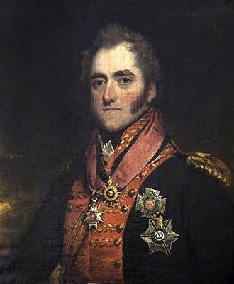George Anson (British Army officer, born 1769) - Sir George Anson