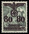 Generalgouvernement 1940 26 Aufdruck auf 340.jpg