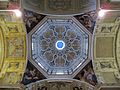 Genova, san pietro in banchi, int. 04 affreschi di andrea ansaldo, 1630 ca..JPG
