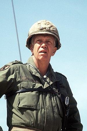 George Patton IV - Patton in 1977
