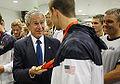 George W. Bush & Michael Phelps in Beijing 2008-08-10.jpg