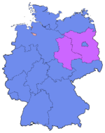 German Federal Election - Party list vote results by state - 2009.png