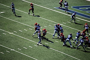 2008 New York Giants season - Image: Giants Bengals 2