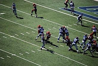 2008 New York Giants season - Image: Giants Bengals 2