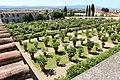 Giardino della villa medicea di castello, veduta 10.JPG