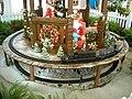 Gingerbread house at Disney in 2009.jpg