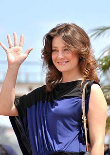 Italian theatre and film actress