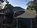 Glenaeon Rudolf Steiner School Sign, Middle Cove with school building in the background.jpg