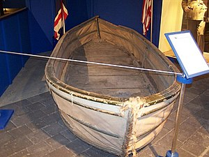 Goatley boat - Goatley collapsible boat