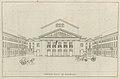 Goetghebuer - 1827 - Choix des monuments - 044 Facade Theatre Royal Bruxelles.jpg